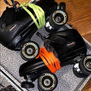 Carrera pair of skates